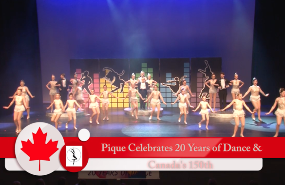 Pique Celebrates 20 Years of Dance