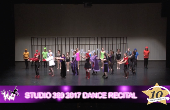 Studio 360 2017 Dance Recital