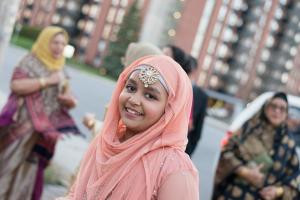 Wahida's wedding reception photos-3